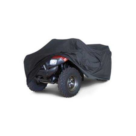 Тент-чехол для квадроцикла AVS AC-515 XL (чёрный) купить по супер-цене