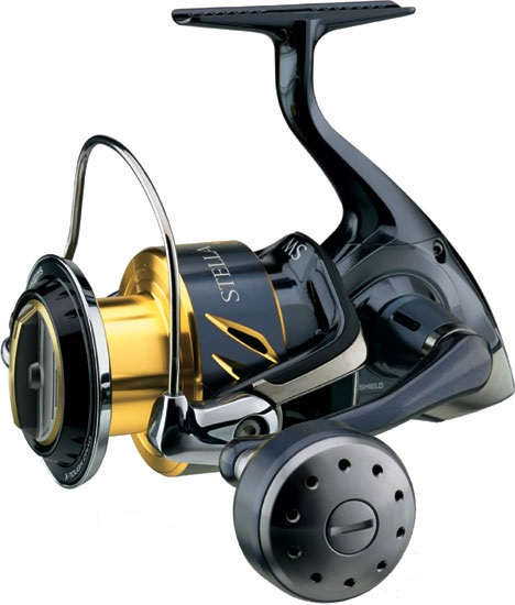 Катушка Shimano STELLA SALT WATER 6000 HG катушка морская wft deep water light 12w rh