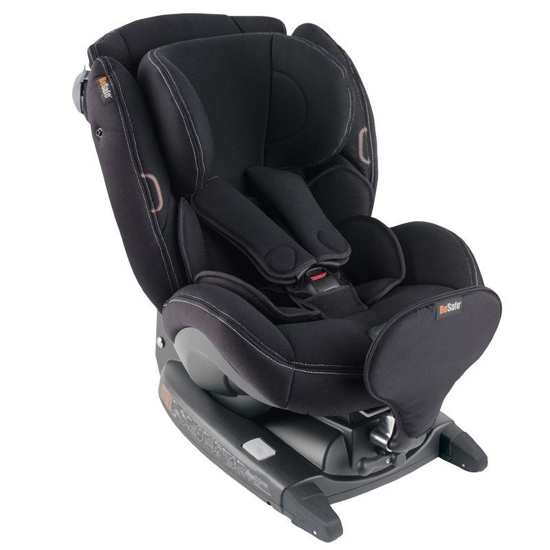 Автокресло BeSafe iZi Combi X4 ISOfix Black Car Interior (+ Антисептик-спрей для рук в подарок!)