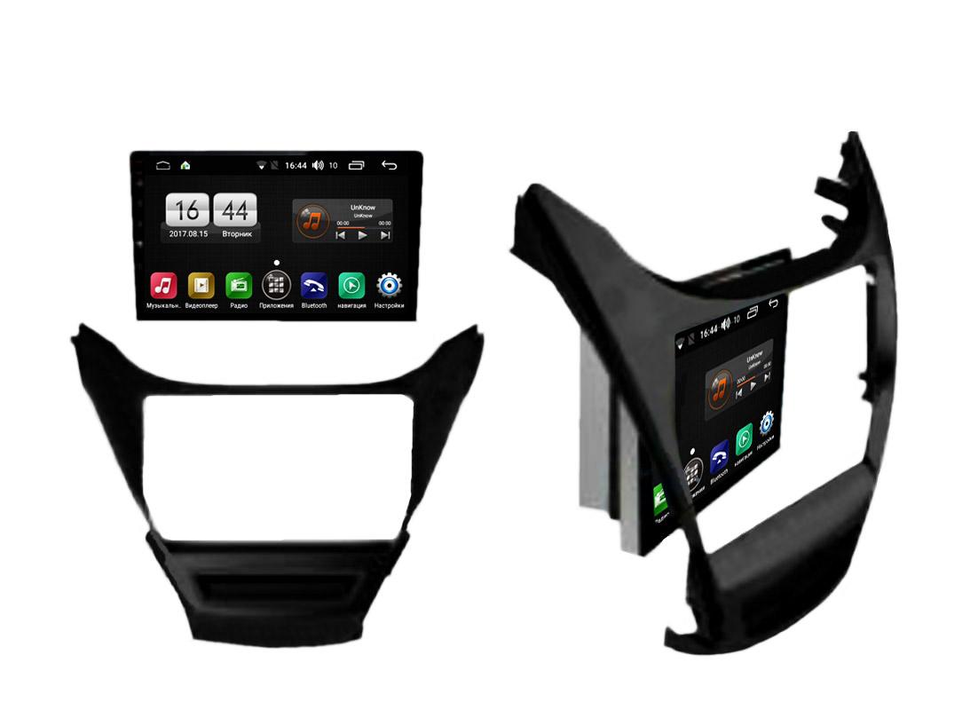 Штатная магнитола FarCar s175 для Hyundai Elantra на Android (L092R) штатная магнитола farcar s160 для hyundai h1 starex на android m233 1