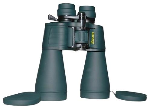 Бинокль Navigator 10-30x60, зеленый (+ Автомобильные коврики в подарок!)