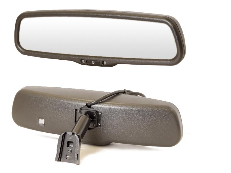 Зеркало заднего вида со встроенным монитором 4.3 AVIS AVS0410BM qty 2 stabilus sg366006 oem заднего ствола подъемника поддерживает struts потрясений спрингс