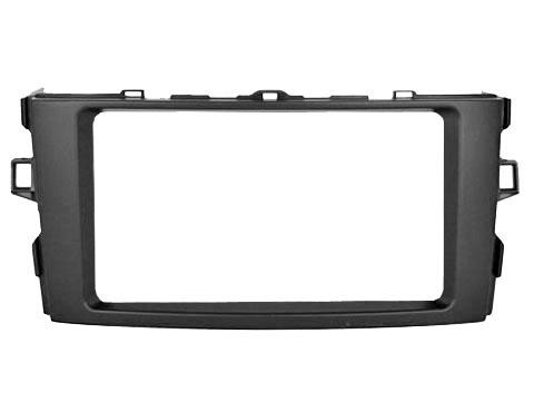 Переходная рамка Intro RTY-N18R для Toyota Auris до 2012 Original переходная рамка intro rty n18 для toyota auris до 2012 2din