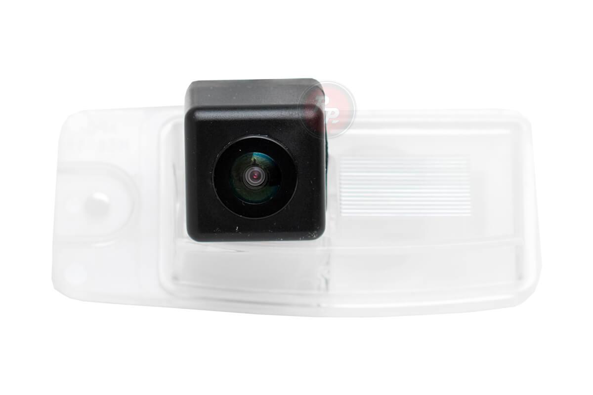 Штатная видеокамера парковки Redpower NIS346P Premium для Nissan X-Trail (2014+)