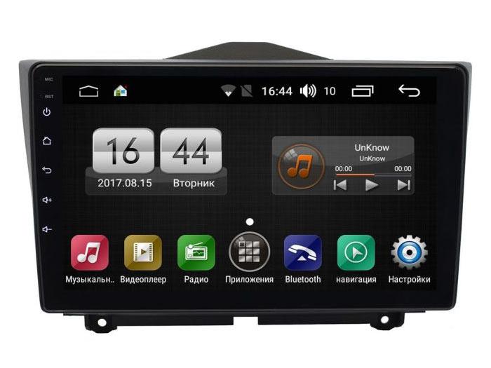 Штатная магнитола FarCar s400 для Lada Granta на Android (H1206R) (+ Камера заднего вида в подарок!)