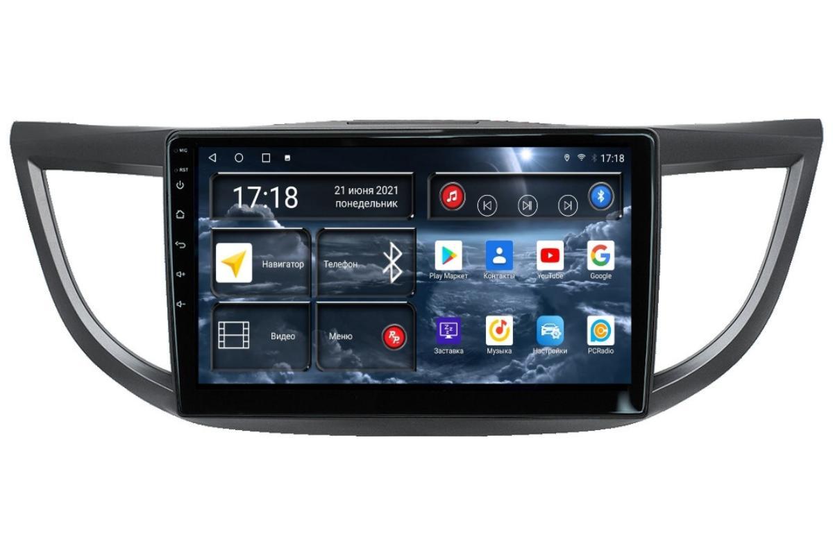 Автомагнитола RedPower 71111 для Honda CRV 4-поколение (08.2012-12.2018) (+ Камера заднего вида в подарок!)