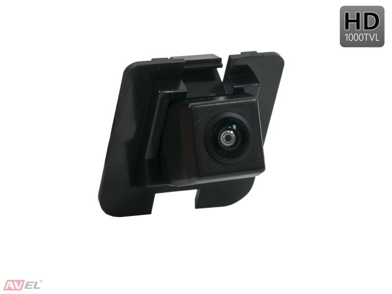 CCD HD штатная камера заднего вида AVS327CPR (#054) для MERCEDES CLS / GL / S-CLASS W221 (2005-2013) / SL-CLASS R230 FL (2008-2012)