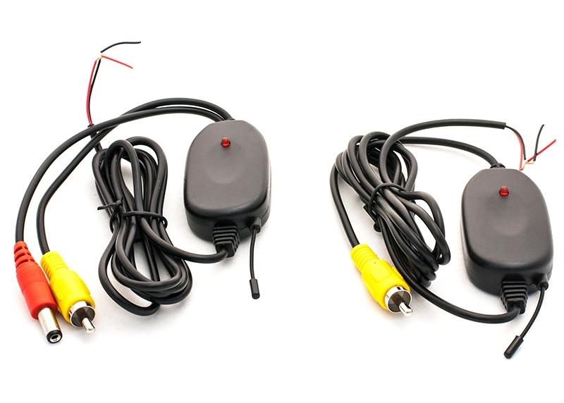 Фото - Набор для беспроводного подключения камеры заднего вида AVIS Electronics AVS01WK камеры заднего вида