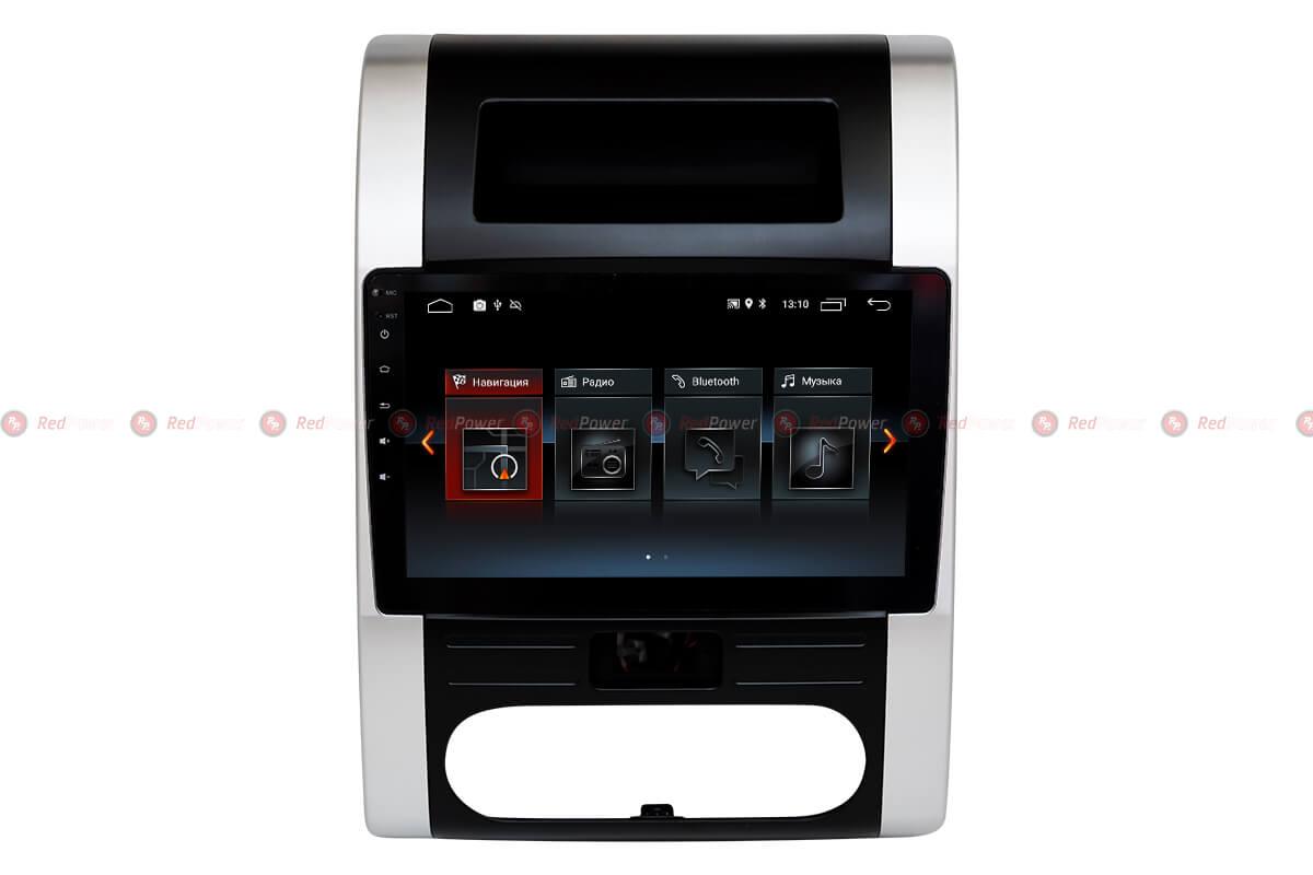 цена на Автомагнитола Redpower 30001 IPS Nissan X-Trail (2007-2015) (климат) (+ Камера заднего вида в подарок!)