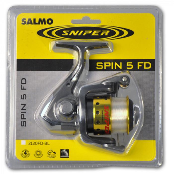 Катушка Salmo Sniper SPIN 5 20FD блистер