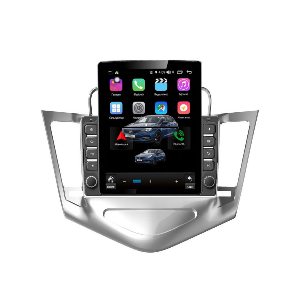 Штатная магнитола FarCar s300+SIM 4G для Chevrolet Cruze на Android (RT045R) (+ Камера заднего вида в подарок!)