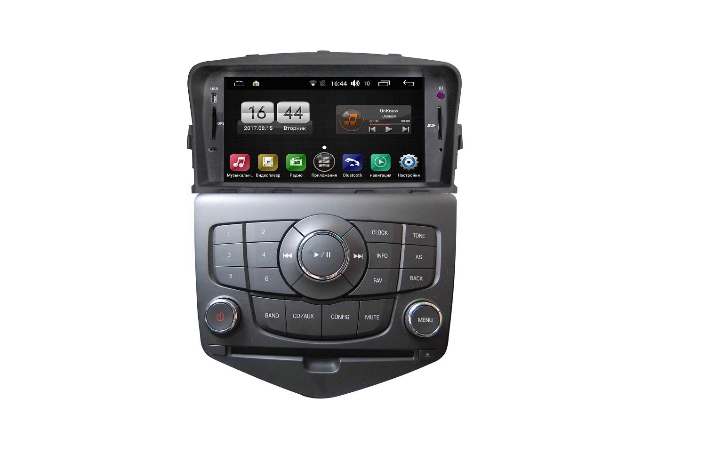 Штатная магнитола FarCar s170 для Chevrolet Cruze на Android (L045) штатная магнитола farcar s170 для hyundai i40 2012 на android l172