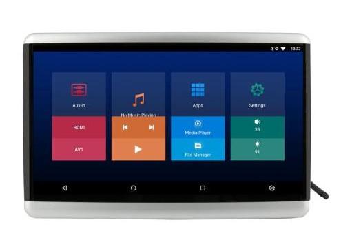 Навесной монитор FarCar Z011 на Android (+ Двухканальные наушники в подарок!)