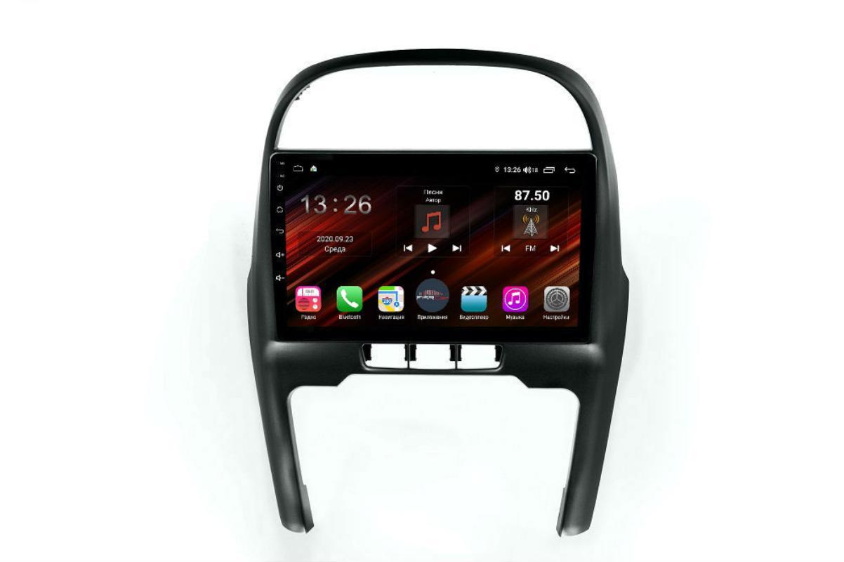 Штатная магнитола FarCar s400 Super HD для Chery Tiggo 7 на Android (XH1027R) (+ Камера заднего вида в подарок!)