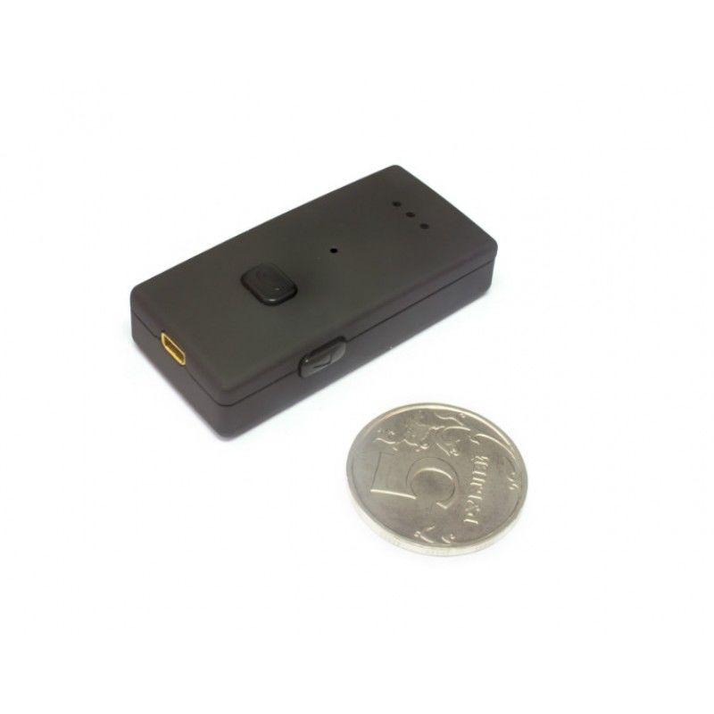 Диктофон Edic-mini PLUS A32-300h (Официальный дилер в России)