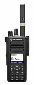 Профессиональная цифровая рация Motorola DP4801