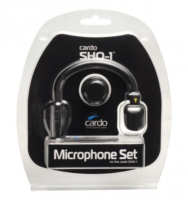 Запасной микрофон SHO-1 блютуз гарнитура scala rider sho 1