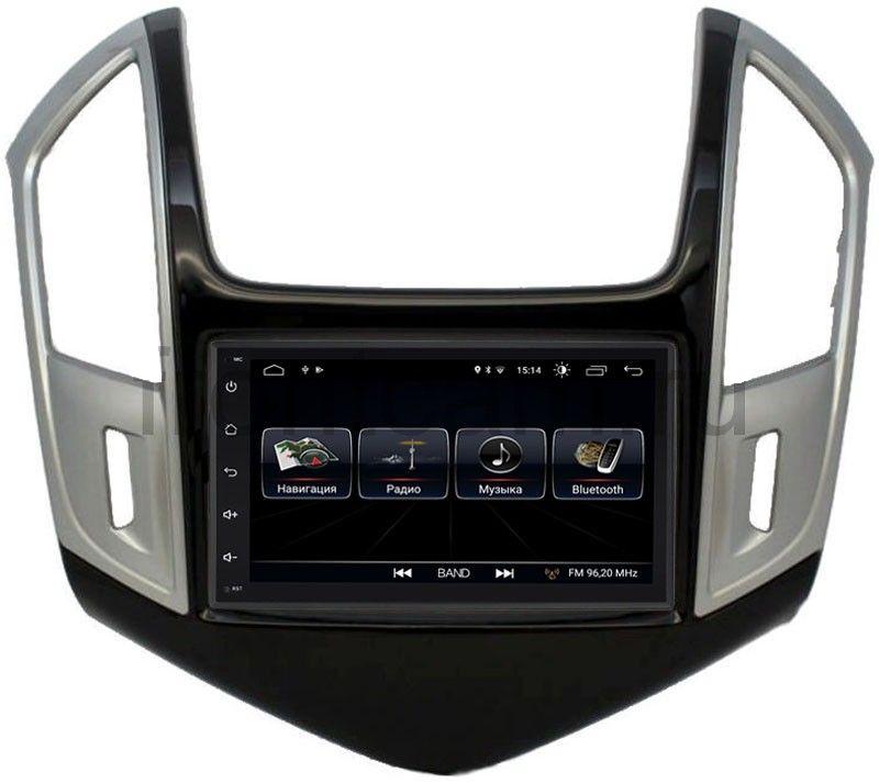 Штатная магнитола LeTrun 2380-RP-CVCRD-62 для Chevrolet Cruze I Рестайлинг (2012-2015) Android 8.0.1 MTK-L