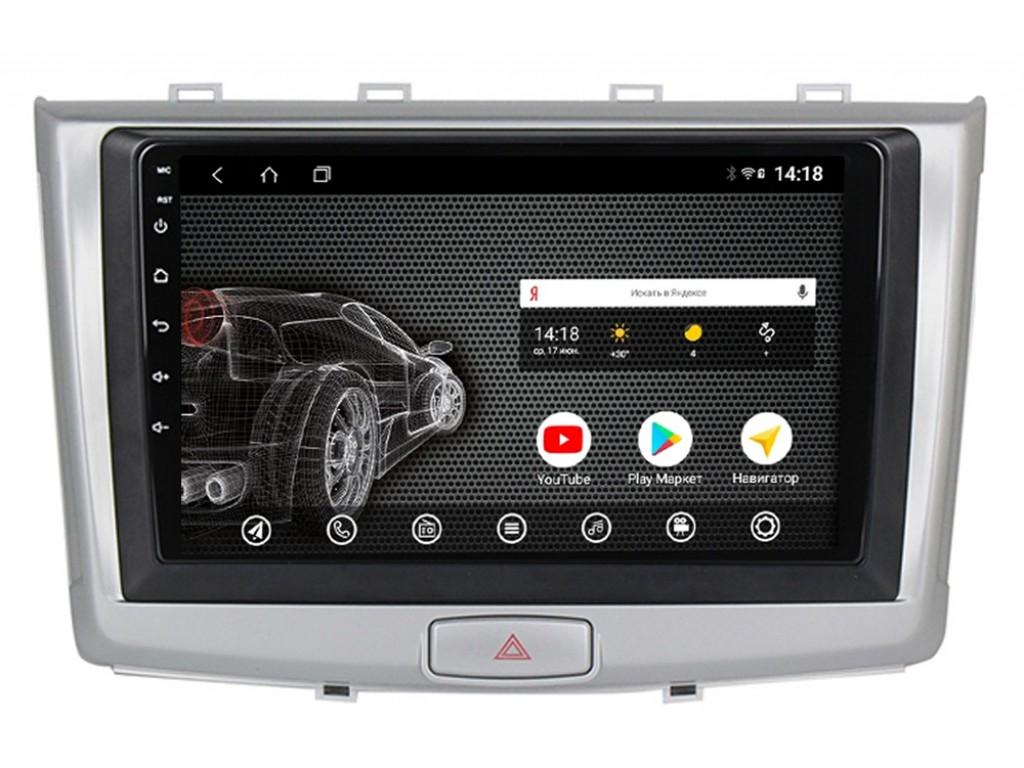 Головное устройство vomi ST453R10-T3 для Haval H6 08.2014-11.2020 (+ Камера заднего вида в подарок!)