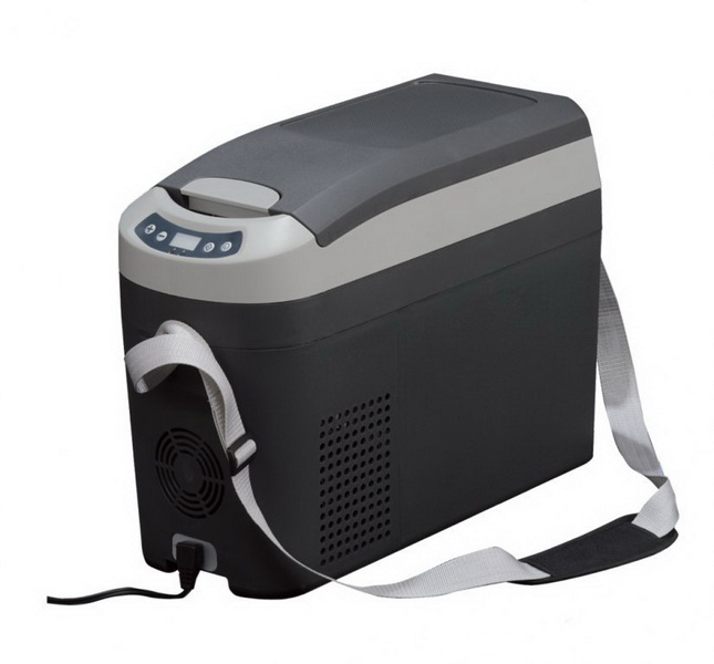 Автохолодильник компрессорный переносной Indel B TB18 (+ Два аккумулятора холода в подарок!)