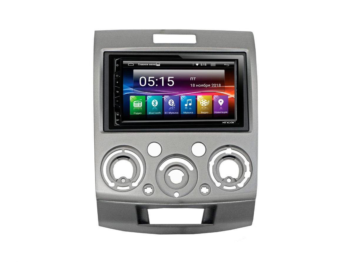 Штатная магнитола Incar 86-4601 для Mazda BT50 на Android 7.0 (комплект) (+ Камера заднего вида в подарок!)