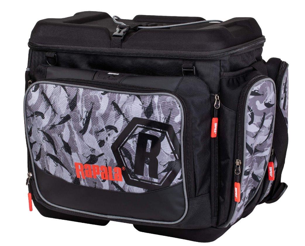 Сумка Rapala LureCamo Tackle Bag Magnum все цены