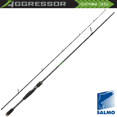 Спиннинг Salmo Aggressor SPIN 35 2.40