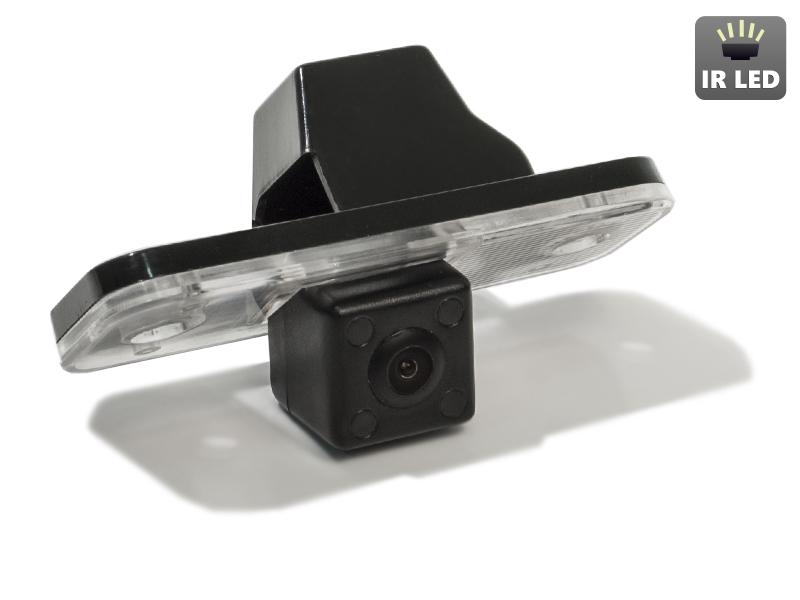 CMOS ИК штатная камера заднего вида AVEL Electronics AVS315CPR (#028) для HYUNDAI SANTA FE II (2006-2012) cmos ик штатная камера заднего вида avis electronics avs315cpr 031 для hyundai solaris sedan kia cerato ii 2009 2012 venga