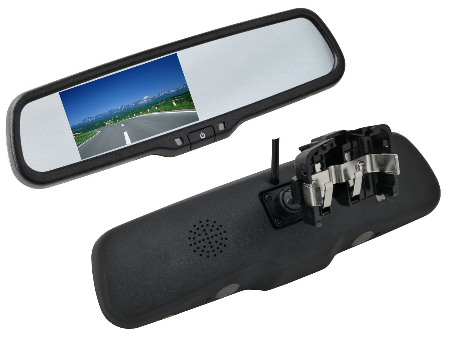 Зеркало заднего вида с монитором SWAT VDR-VW-06 elizabeth and james классические брюки со стрелками