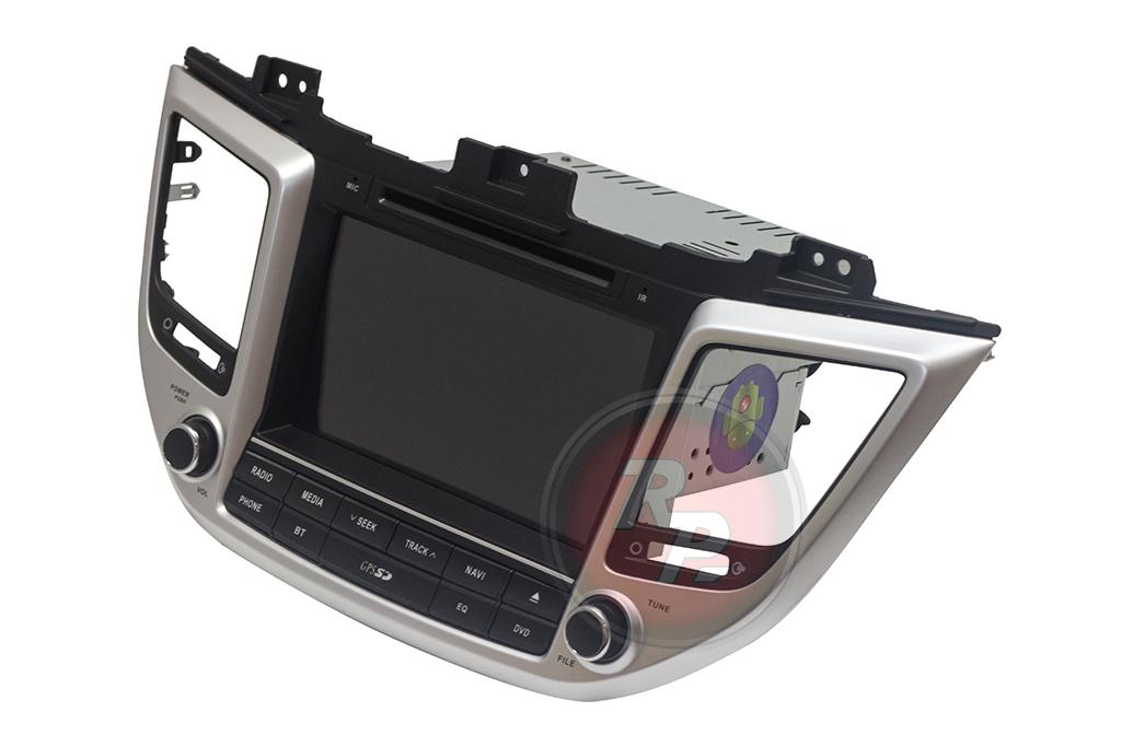 Магнитола для Hyundai Tucson 2016+ Redpower 31147 IPS DSP ANDROID 7 (+ Камера заднего вида в подарок!)