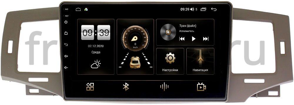 Штатная магнитола LeTrun 4196-9238 для Toyota Corolla IX, Allex 2000-2007 на Android 10 (6/128, DSP, QLed) С оптическим выходом (+ Камера заднего вида в подарок!)