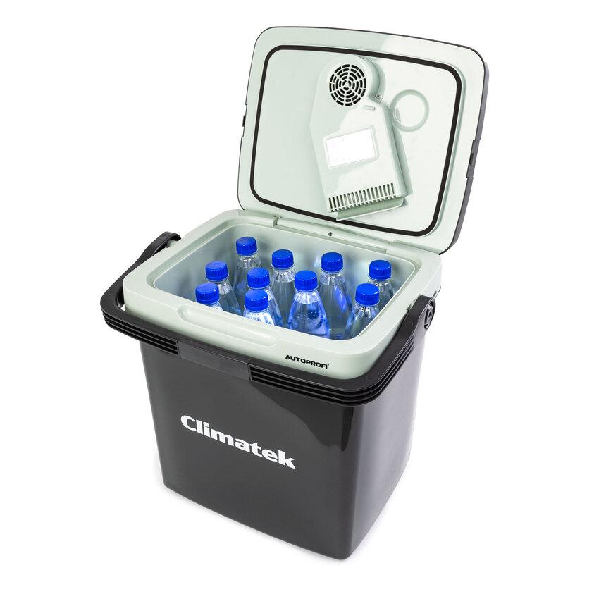 Термоэлектрический автохолодильник Climatek CB-24L AC/DC (24л/12/220В/охлаждение, нагрев) автохолодильник mobicool g26 ac dc