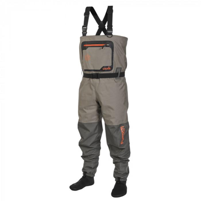 Полукомбинезон забродный Norfin Flow 04 р.L рюкзак забродный salmo 20 10 л цвет зеленый