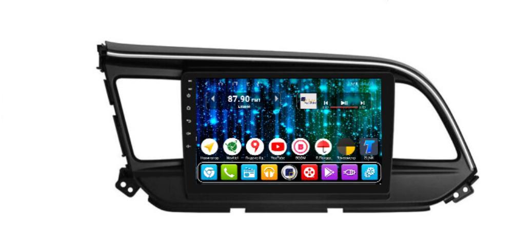 Магнитола для Hyundai Elantra 2019+ DAYSTAR DS-7165HB-TS9 DSP (+ Камера заднего вида в подарок!)