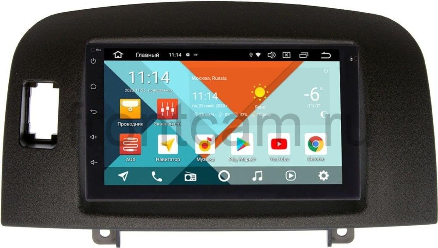 Магнитола для Hyundai Sonata V (NF) Wide Media KS7001QR-3/32-RP-HDNF-194 на Android 10 (DSP CarPlay 4G-SIM) (+ Камера заднего вида в подарок!)