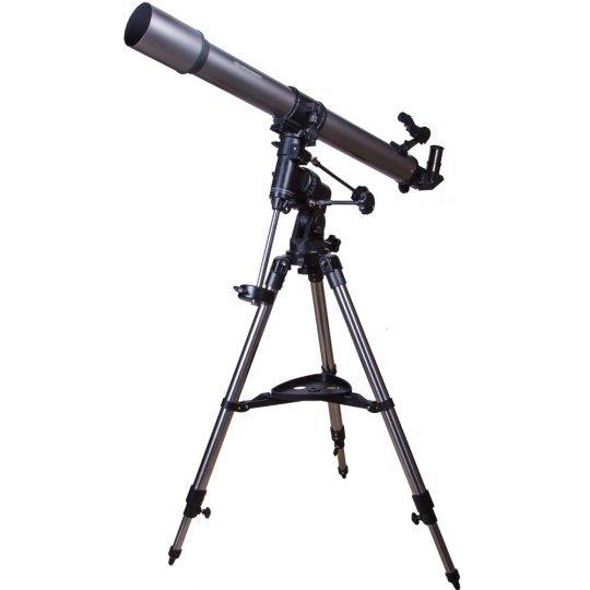 Фото - Телескоп Bresser Lyra 70/900 EQ-SKY (+ Книга «Космос. Непустая пустота» в подарок!) телескоп bresser national geographic 50 360 az книга космос непустая пустота в подарок