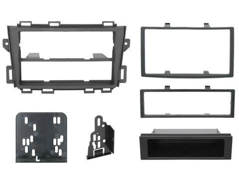 Переходная рамка Metra 99-7426 для Nissan Murano 09+ 2/1DIN (крепеж) metra 99 7872