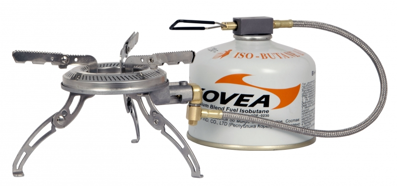 Горелка газовая Kovea Dual Flame Stove газовая горелка kovea scorpion