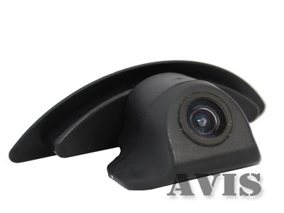 CCD штатная камера переднего вида AVIS AVS324CPR для NISSAN (#114) milton s latin poems