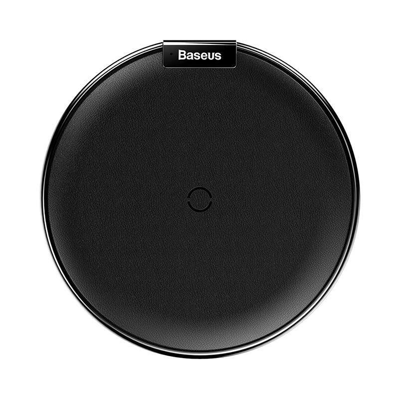 Фото - Беспроводное зарядное устройство Baseus iX Desktop Wireless Charger Black беспроводное зарядное устройство baseus a82f1efd 139c 4c3c 9763 9343fda41b31 черный