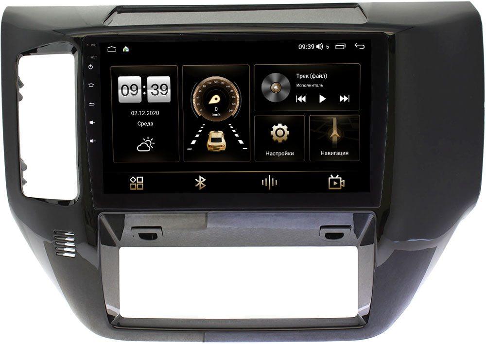 Штатная магнитола LeTrun 4196-9-239 для Nissan Patrol V (Y61) 2004-2010 на Android 10 (6/128, DSP, QLed) С оптическим выходом (+ Камера заднего вида в подарок!)