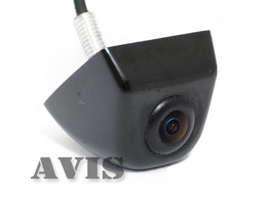 Универсальная камера заднего вида AVIS AVS311CPR (980 CCD) камера заднего вида silverstone f1 interpower ip 616 ir универсальная