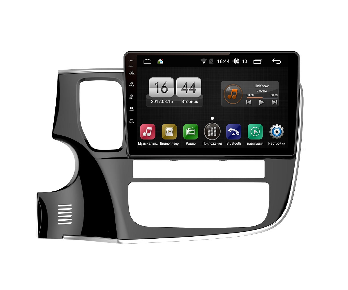 Штатная магнитола FarCar s175 для Mitsubishi Outlander на Android (L1006R)