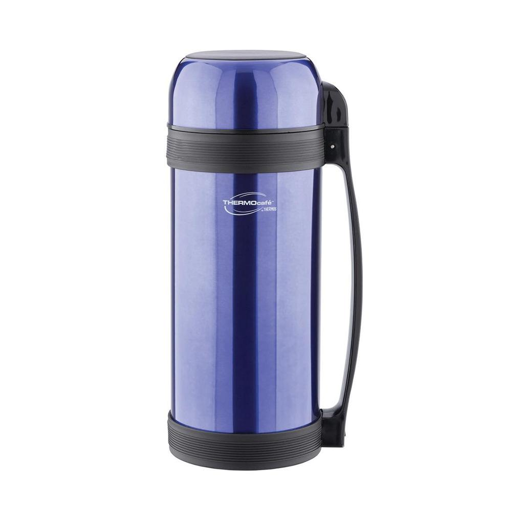 Термос с широким горлом ThermoCafe Lucky Vacuum Food Jar, 2л термос thermos thermocafe bolino2 750 750ml red 779946
