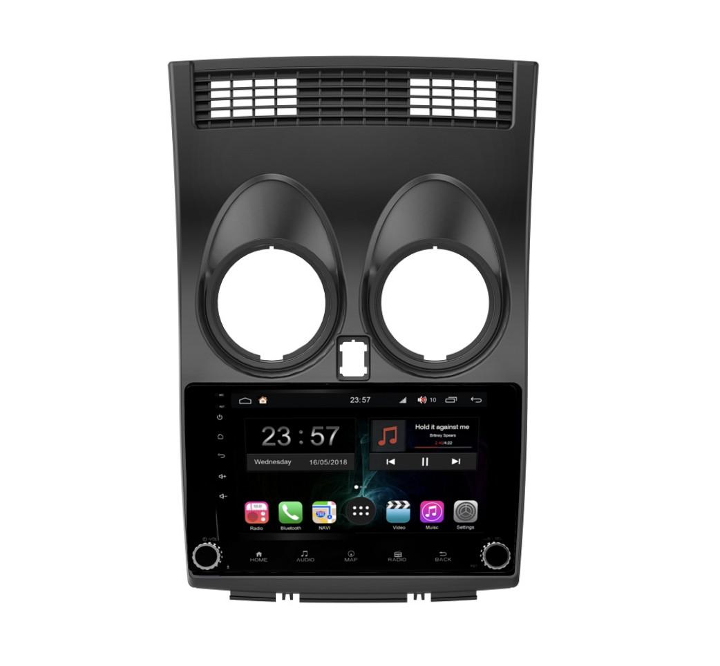 Штатная магнитола FarCar s300-SIM 4G для Nissan Qashqai на Android (RG1170RB) (+ Камера заднего вида в подарок!)