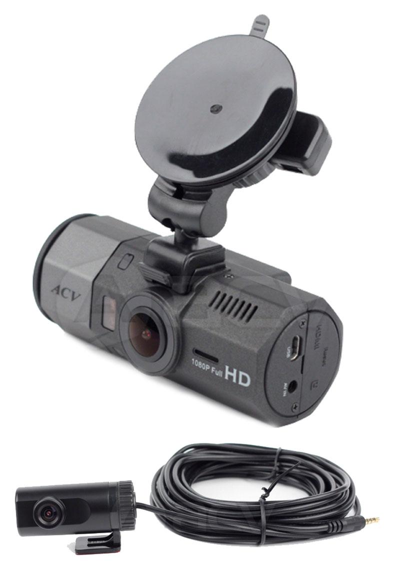 Видеорегистратор с тремя видеокамерами ACV GQ914 LITE