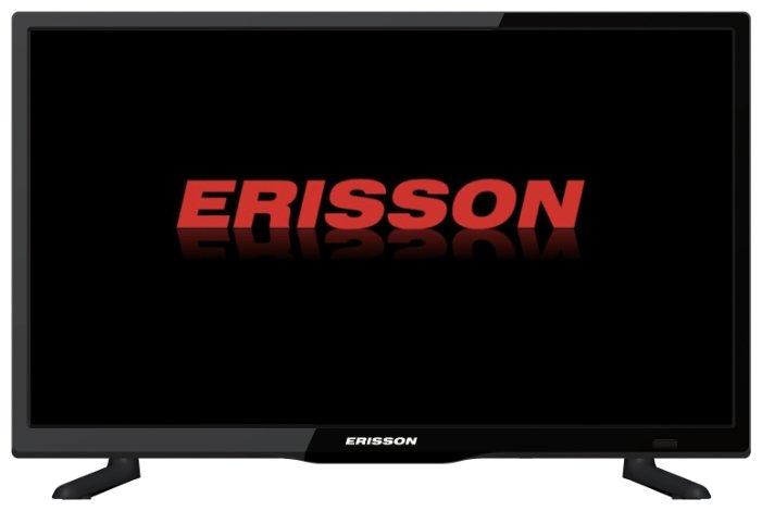 Телевизор LED Erisson 20HLE19T2 черный цена и фото