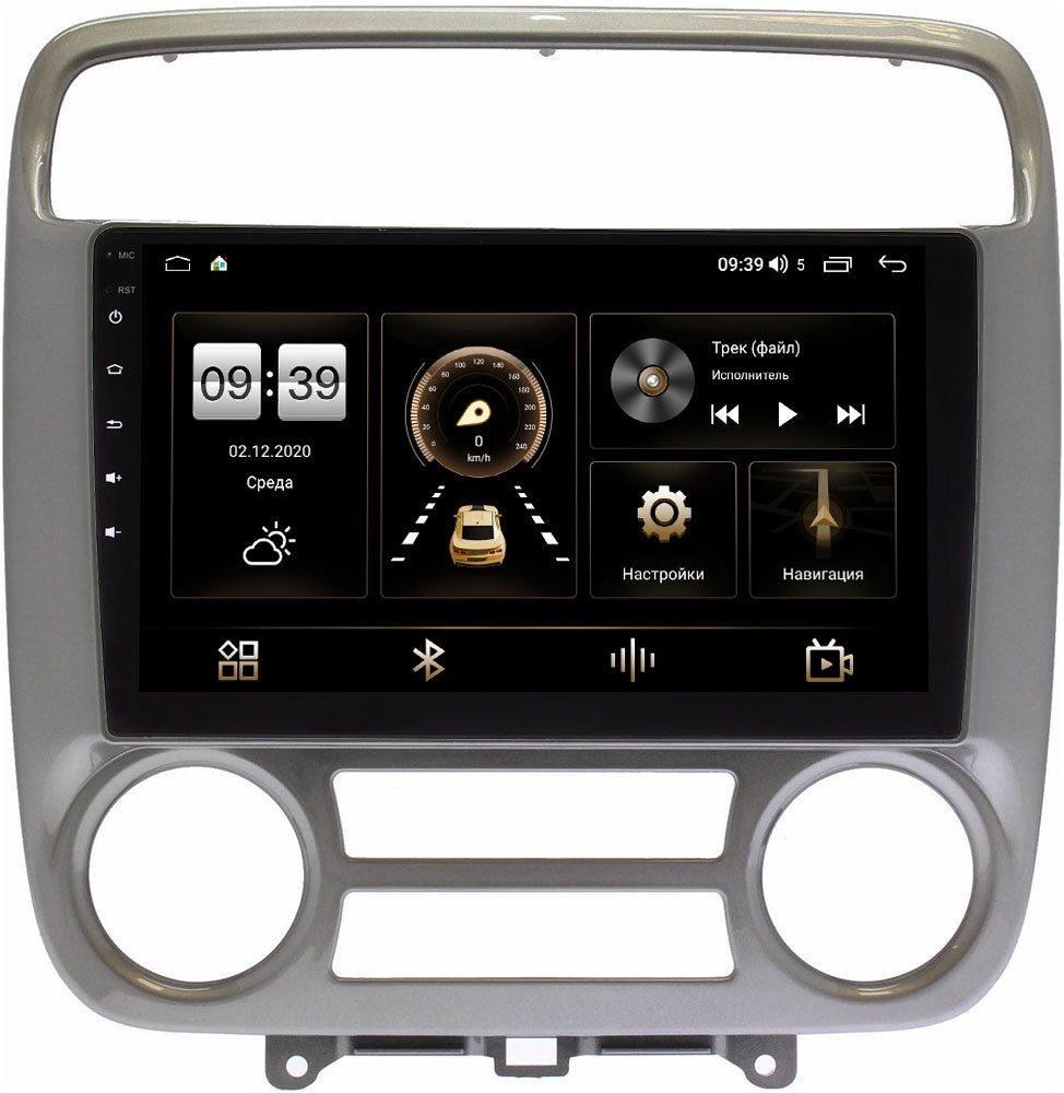 Штатная магнитола LeTrun 4196-9-252 для Honda Stream 2000-2006 на Android 10 (6/128, DSP, QLed) С оптическим выходом (+ Камера заднего вида в подарок!)