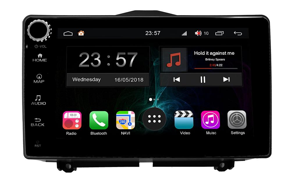 Штатная магнитола FarCar s300-SIM 4G для Lada Granta на Android (RG1206RB) (+ Камера заднего вида в подарок!)