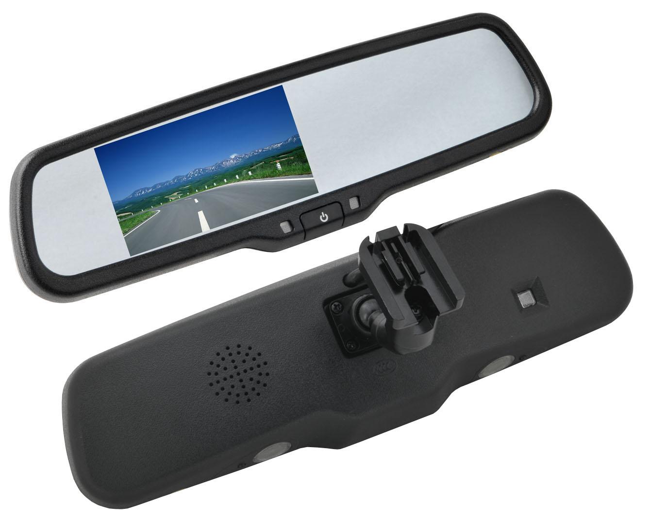 Зеркало заднего вида с монитором SWAT VDR-FR-07 стоимость